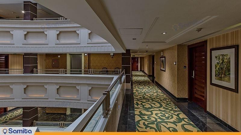 ممر فندق اسبيناس خليج فارس