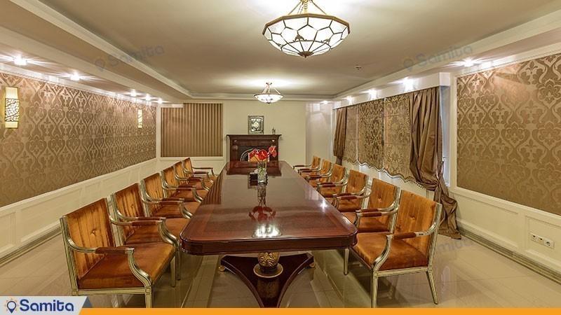 سوئیت هتل اسپیناس خلیج فارس