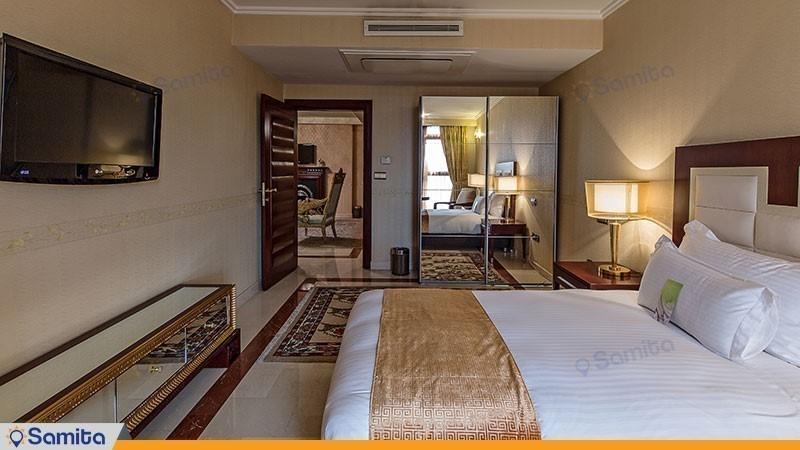 الجناح الفاخر فندق اسبيناس خليج فارس