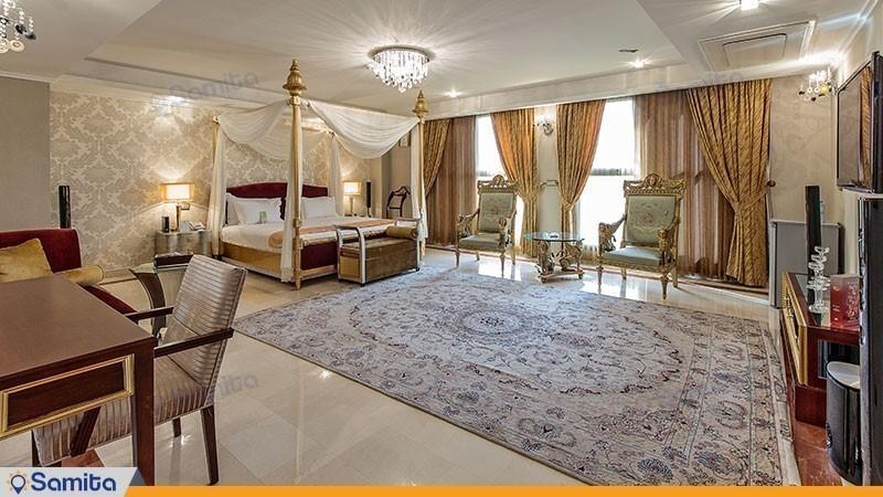 سوئیت پرزیدنتال هتل اسپیناس خلیج فارس