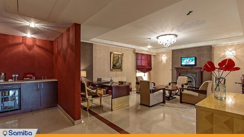 الجناح الرئاسي فندق اسبيناس خليج فارس