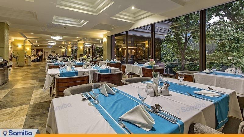 مطعم فندق اسبيناس خليج فارس