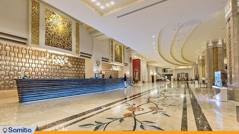 لوبي فندق اسبيناس بالاس