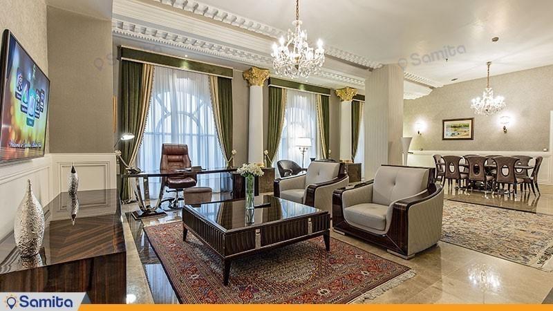 الجناح الرئاسي فندق اسبيناس بالاس