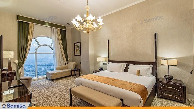 سوئیت پریزیدنت هتل اسپیناس پالاس