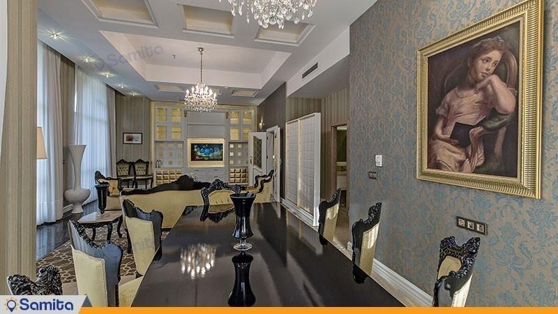 الجناح الملكي فندق اسبيناس بالاس