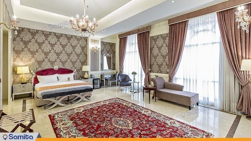 سوئیت رویال هتل اسپیناس پالاس