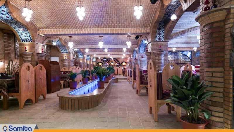 رستوران سنتی هتل بزرگ فردوسی تهران