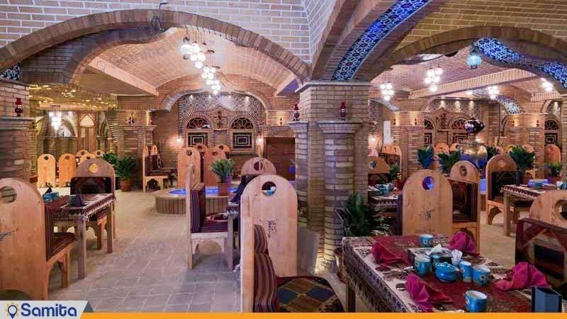 مطعم تقليدي فندق الكبير فردوسي طهران