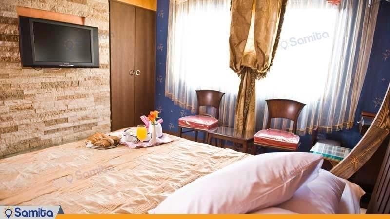 اتاق دبل vip هتل بزرگ فردوسی تهران