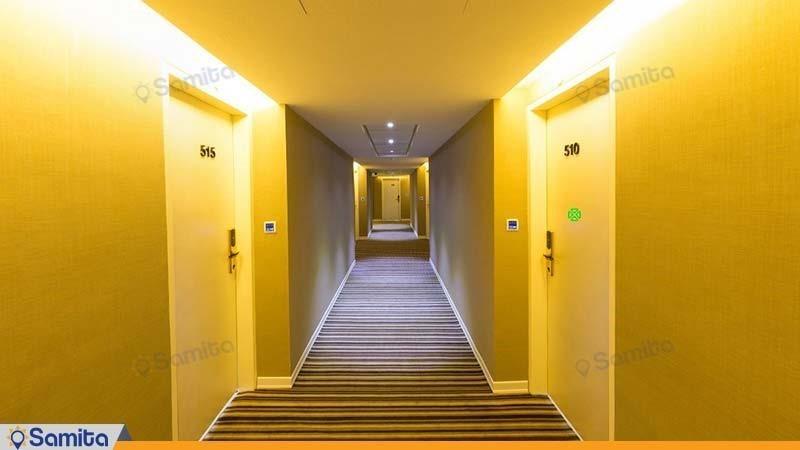 ممر فندق هويزه