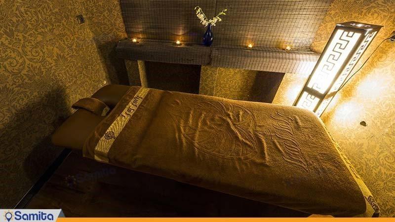 اتاق اسپا هتل هویزه