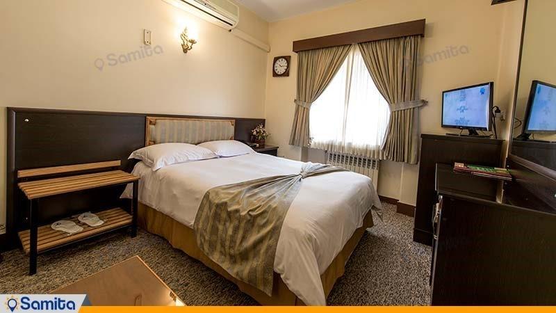 اتاق دبل هتل ایرانشهر