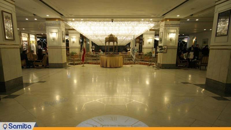 لابی هتل لاله تهران