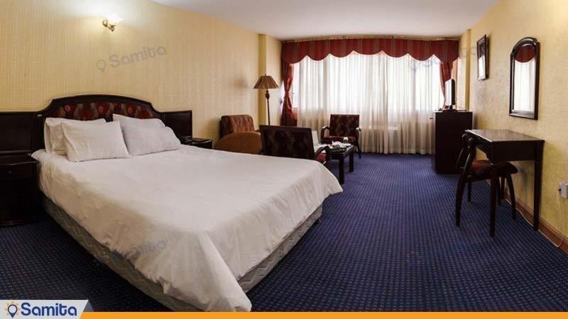 اتاق دبل هتل جهانگردی میگون