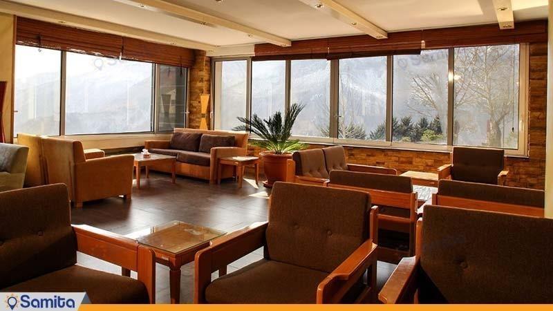 لابی هتل جهانگردی میگون