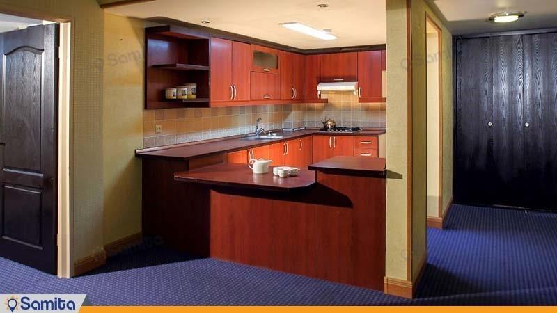سوئیت چهار نفره هتل جهانگردی میگون