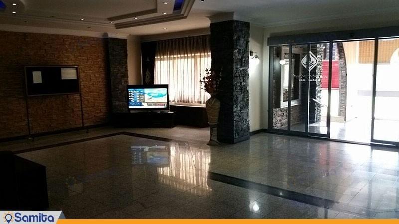 ورودی هتل آکادمی ملی المپیک