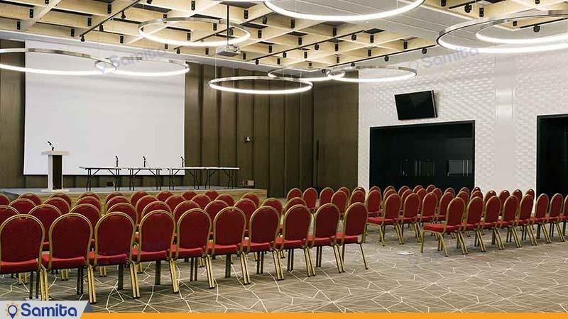 سالن کنفرانس هتل نووتل
