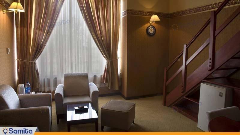سوئیت دوبلکس هتل المپیک تهران