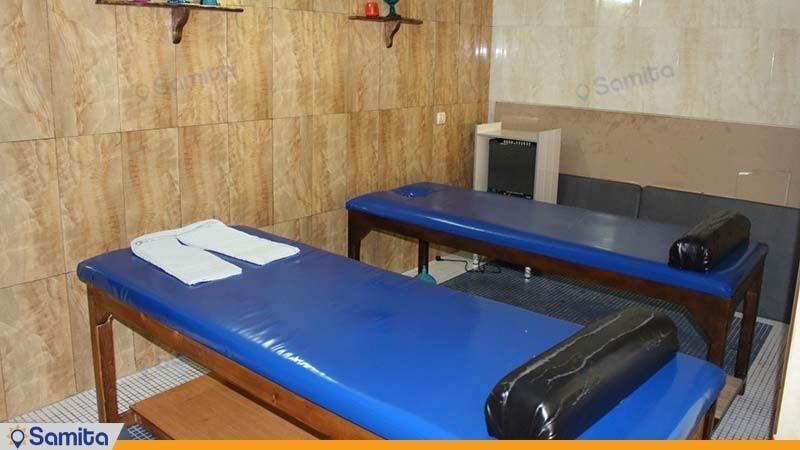 اتاق ماساژ هتل المپیک تهران