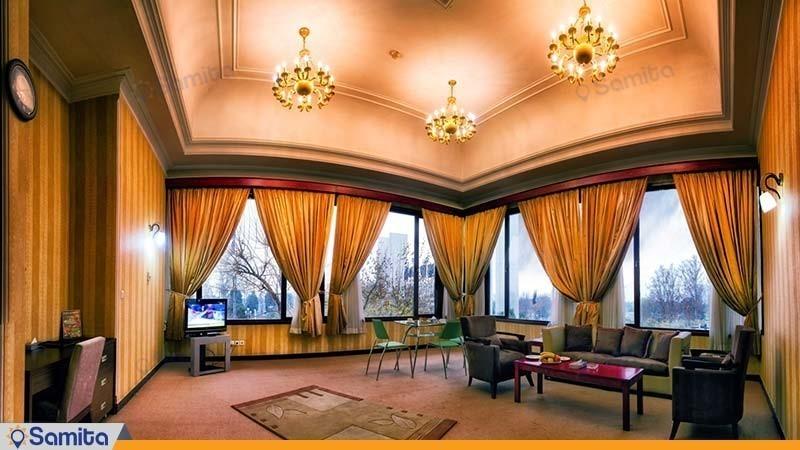 سوئیت رویال هتل المپیک تهران