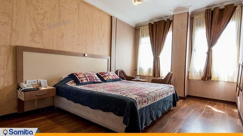 اتاق دبل هتل پامچال تهران