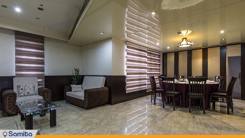 رستوران چینی ها هتل پارسیان اوین