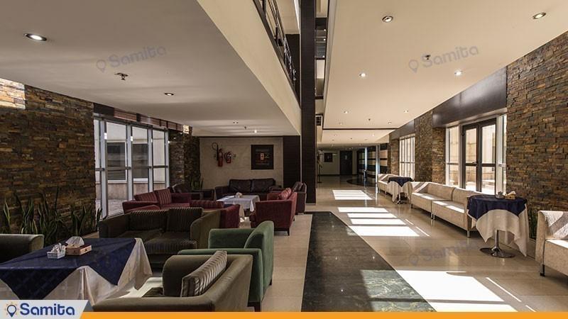 لوبي فندق بارسيان اوين طهران