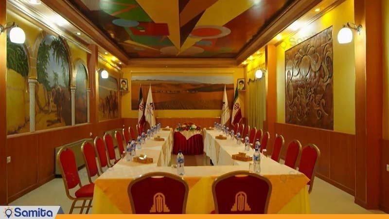 اتاق جلسات هتل پارسیان کوثر تهران
