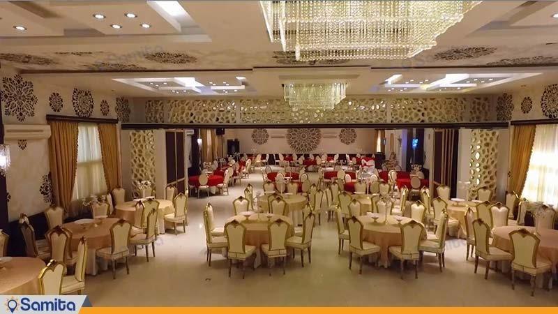 سالن پذیرایی هتل پارسیان کوثر تهران