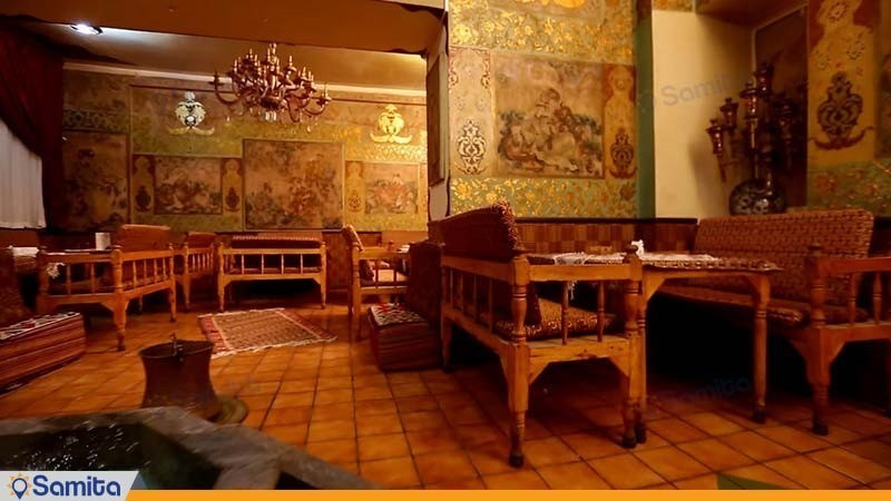 مطعم تقليدي فندق بارسيان كوثر طهران
