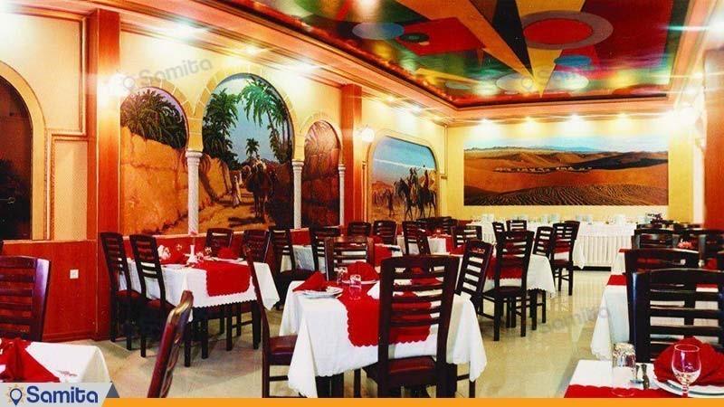 قاعة زيتون فندق بارسيان كوثر طهران