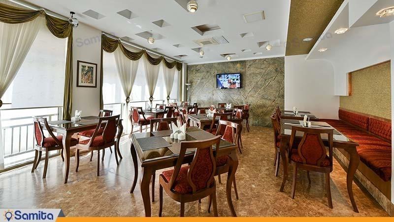مطعم فندق ساينا
