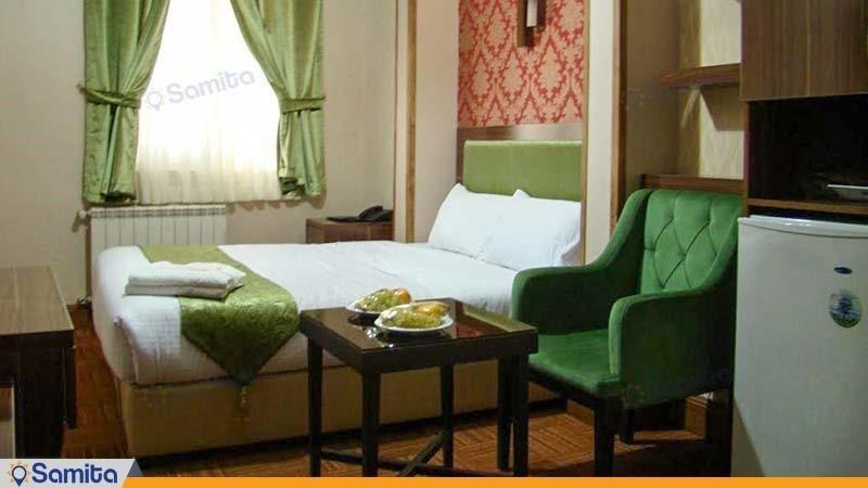 اتاق دبل هتل شهریار