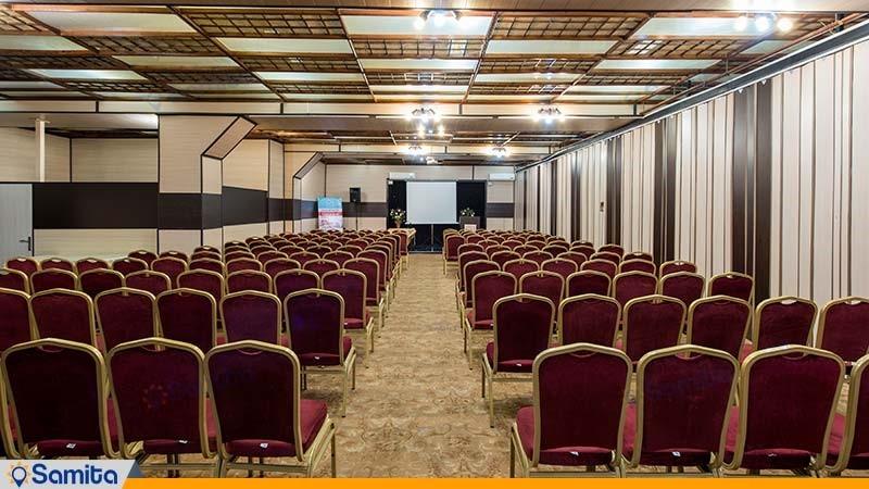 قاعة المؤتمرات فندق ورزش