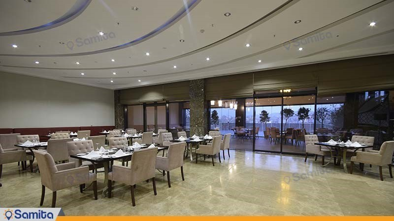 رستوران هزار و یک شب هتل آنا ارومیه