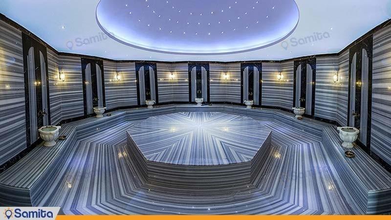 حمام ترکی هتل آنا ارومیه