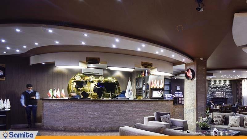 پذیرش هتل آریا
