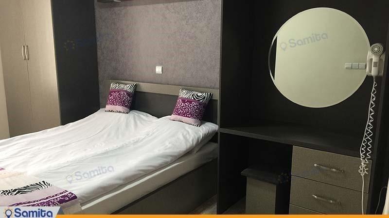 سوئیت یک خوابه هتل آپارتمان بهار ارومیه