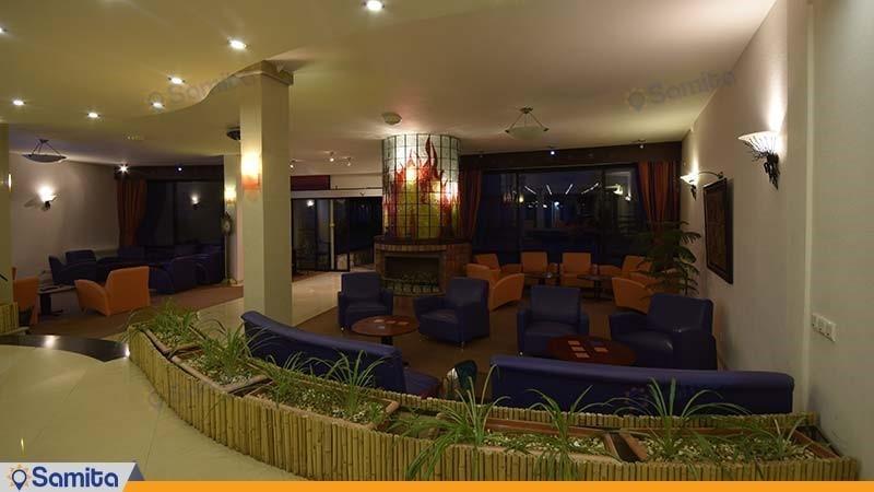 لابی هتل باریپ