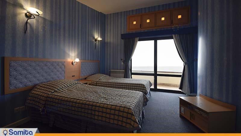 اتاق دو تخته هتل باری