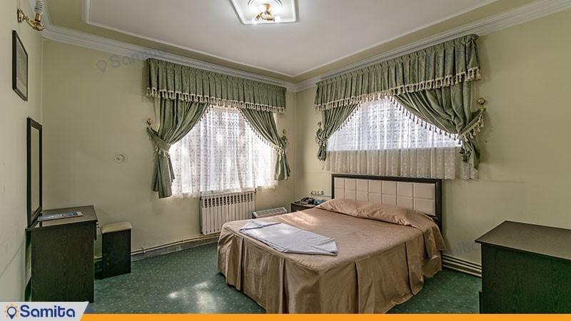 سوئیت سه تخته هتل جهانگردی خوی