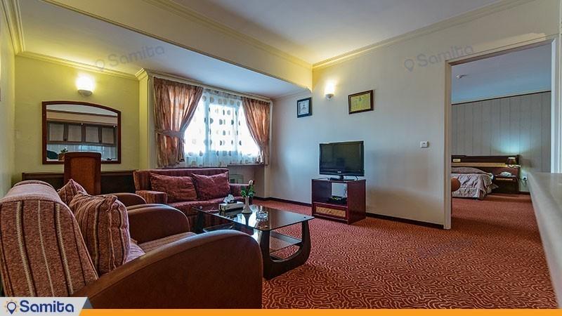 سوئیت دبل هتل جهانگردی ارومیه