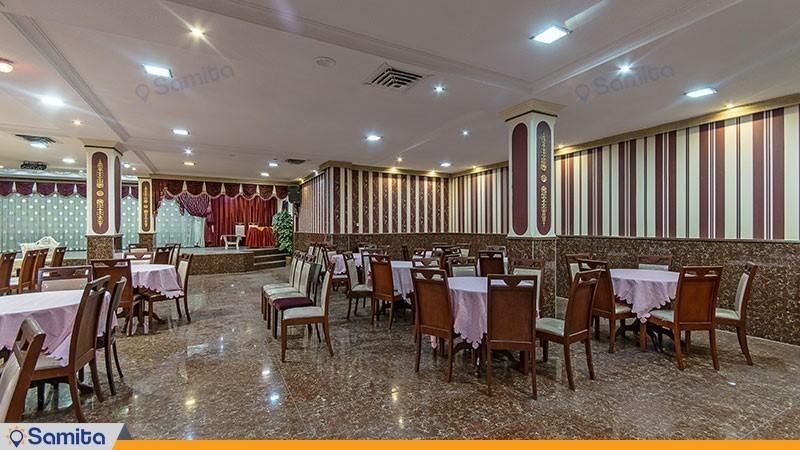 سالن پذیرایی هتل جهانگردی ارومیه