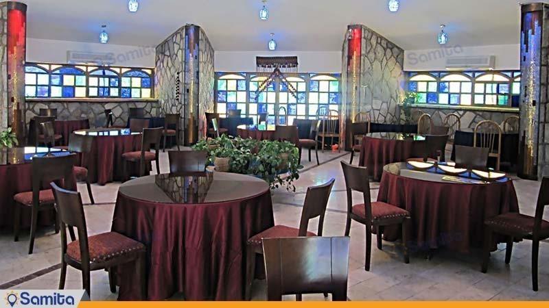 کافی شاپ هتل جهانگردی یاسوج