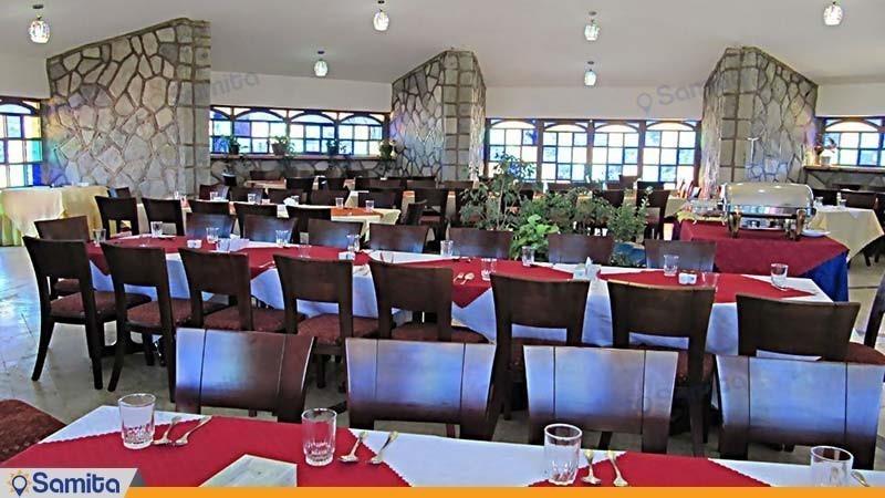 رستوران هتل جهانگردی یاسوج