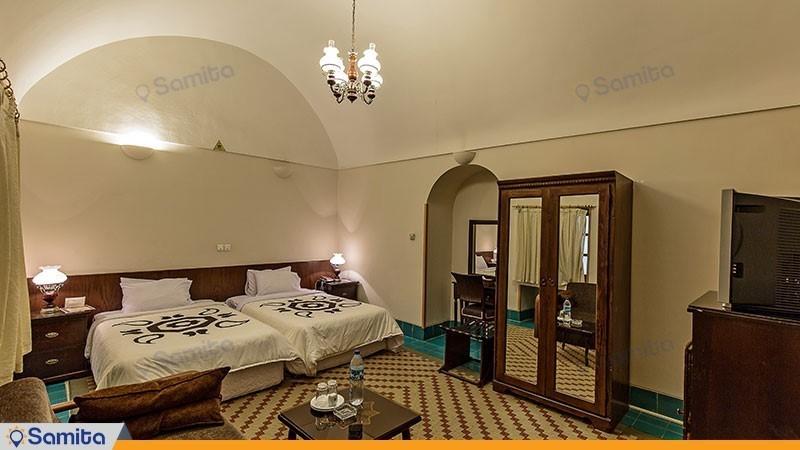 غرفة التوأم فندق داد