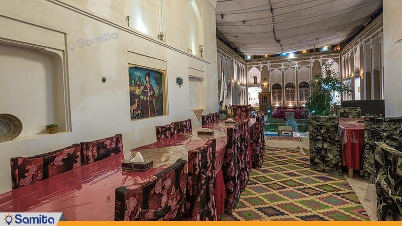 رستوران هتل سنتی فهادان