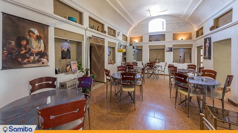 رستوران هتل سنتی کوروش